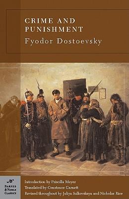 Crime And Punishment By Dostoyevsky, Fyodor/ Garnett, Constance Black (TRN)